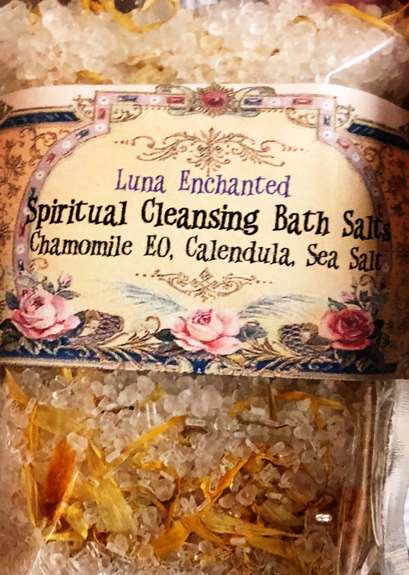 Spiritual Cleansing Bath Salt