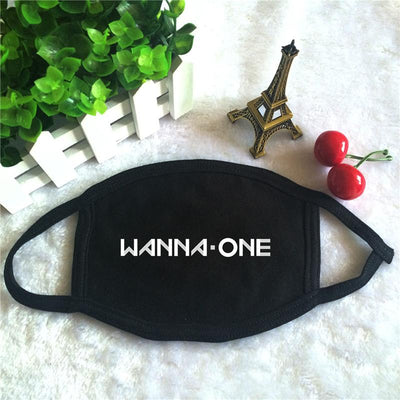 Wanna One Face Mask