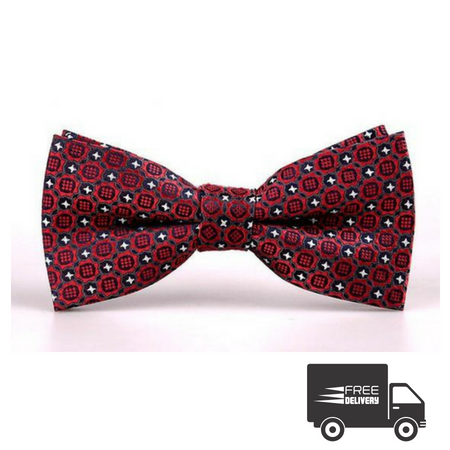 Red Eye Bow Tie