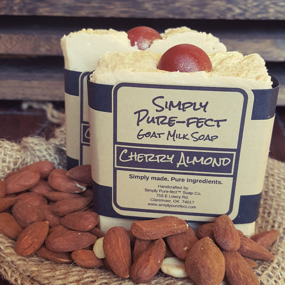 Cherry Almond - Simply Pure-fect, Inc.