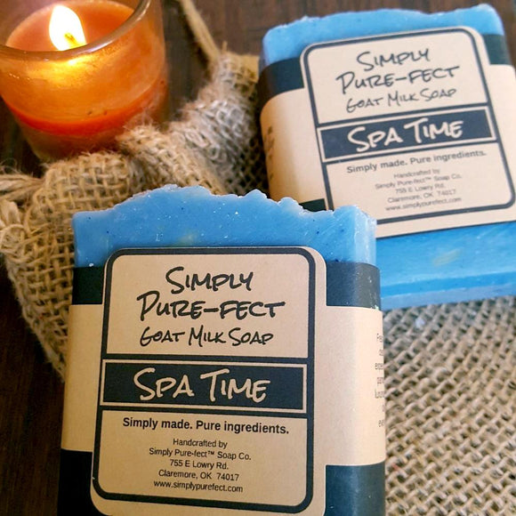Spa Time - Simply Pure-fect, Inc.