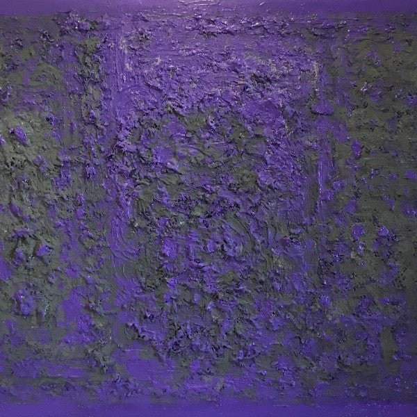 """Purple Dream"" by Punam Singh, Mixed Media on Canvas"