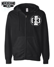 Cry To The Blind Zip Up Hoodie