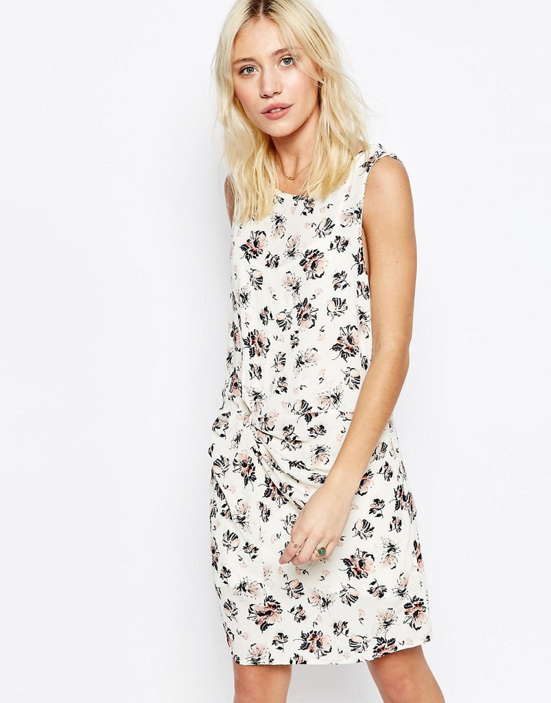 d.RA Perry Scattered Floral Dress - Scattered floral