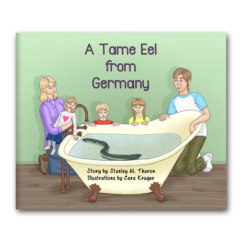 A Tame Eel from Germany
