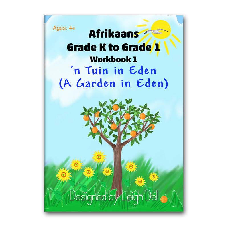 Afrikaans Grade One Theme 3 Workbooks