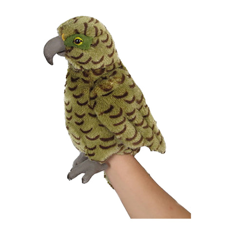 Kea Hand Puppet with Sound