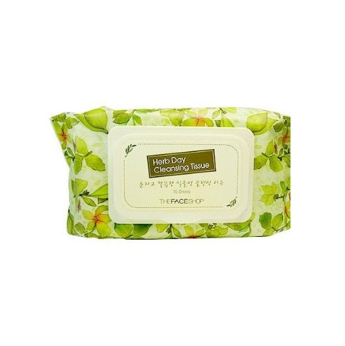 the-face-shop-herb-day-cleansing-tissue