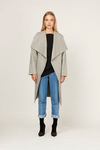 First Degree Grey Coat
