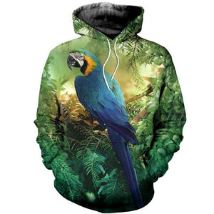 3D PRINTED PARROT CLOTHES DT140801