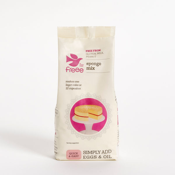 Freee by Doves Farm Gluten Free Sponge Mix 350g - Asiaboxx Foods | Hong Kong
