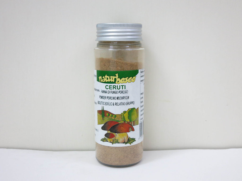 Naturbosco Porcini Mushroom Powder 60g - Asiaboxx Foods | Hong Kong