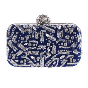Handmade Sequined Handicraft Punk Evening Bag