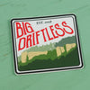 Big Driftless Stickers