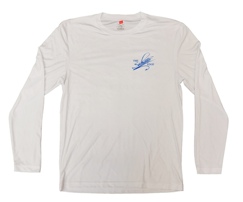 Saltwater Edge SPF 50 Albie Watercolor Longsleeve
