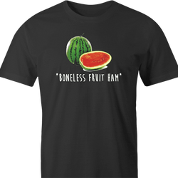 funny Boneless Fruit Ham Watermelon t-shirt men's t-shirt