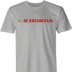 Funny e. honda street fighter men's ash grey t-shirt