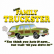 Family Truckster national lampoons family vacation parody tee white