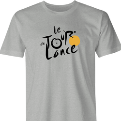 funny Tour De France Lance Arsmstrong Cheating men's t-shirt