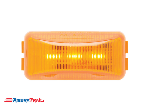 Amber Thinline Sealed LED Marker/Clearance Light , Optronics