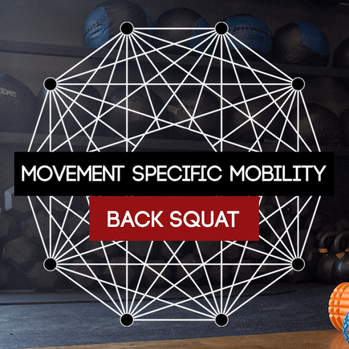 Movement Specific Mobility for Back Squats