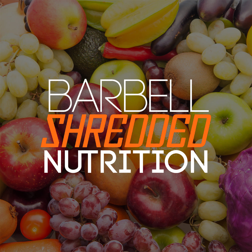 Barbell Shredded Nutrition