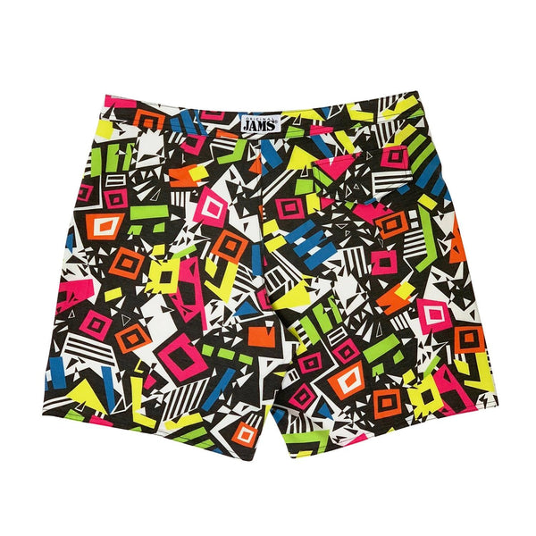 Jams Crash Geobomb - Next Generation Boardshort - jamsworld.com