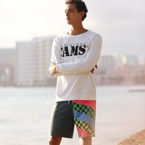 Jams Crash Checkmate - Next Generation Boardshort - jamsworld.com