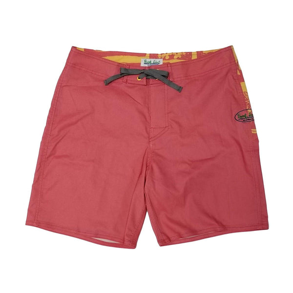 Halawa Red - Contemporary Boardshorts - jamsworld.com