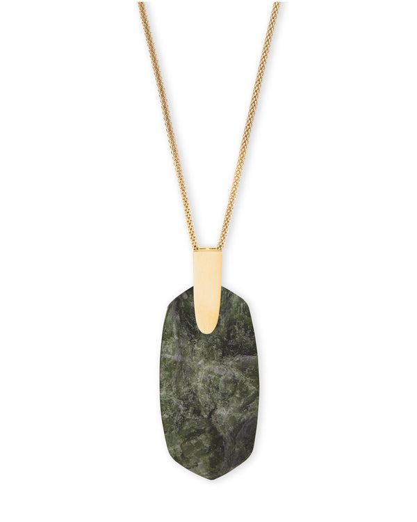Kendra Scott Inez Necklace - Sage Mica