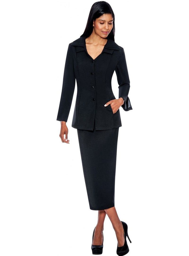 Double Collar Usher Suit