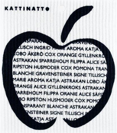 Apple with text -  swedethings-cad