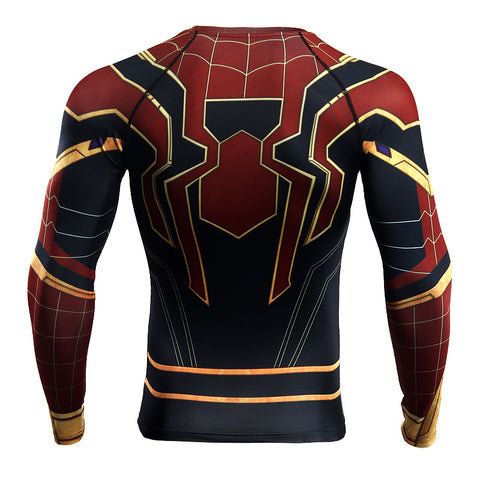 Iron Spider Infinity War Long Sleeve T'shirt