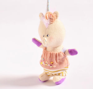 Handmade Unicorn, Organic Toy for Kids