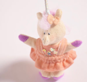 Toddler Unicorn, Handmade Organic Toy for Kids