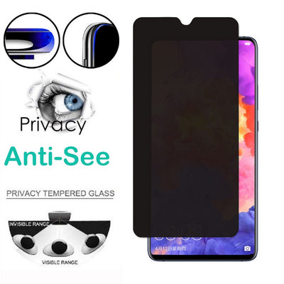 Screen Protector 2pc Privacy Anti-See Tempered For Huawei P30Pro