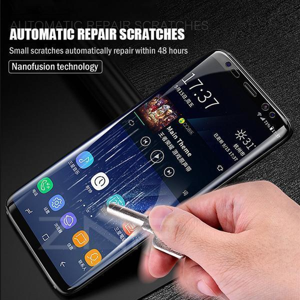 Super Smooth Film 360 Full Coverage Screen Protector For Samsung Note 8