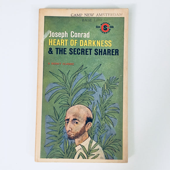 Paperback book: Heart of Darkness and the Secret Sharer by Joseph Conrad