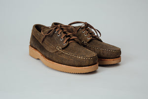 Waxed Cotton Lace-Desert Tan
