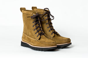 7 Eyelet Field Boot-Palm WP Cumberland-Vibram Ripple Sole