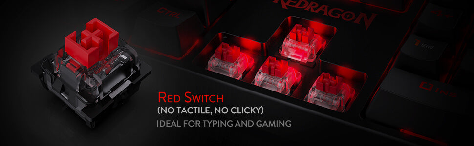 K582 Red Redragon
