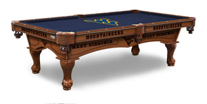 West Virginia 8' Pool Table by Holland Bar Stool Co., Pool Table, Holland Bar Stool Company - The Luxury Man Cave
