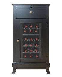 Cava 18-Bottle Wine Cooler by Vinotemp, Wine Cooler, Vinotemp - The Luxury Man Cave