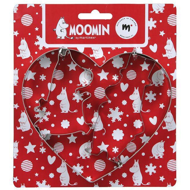 Cookie Cutter 3 pcs Christmas - .