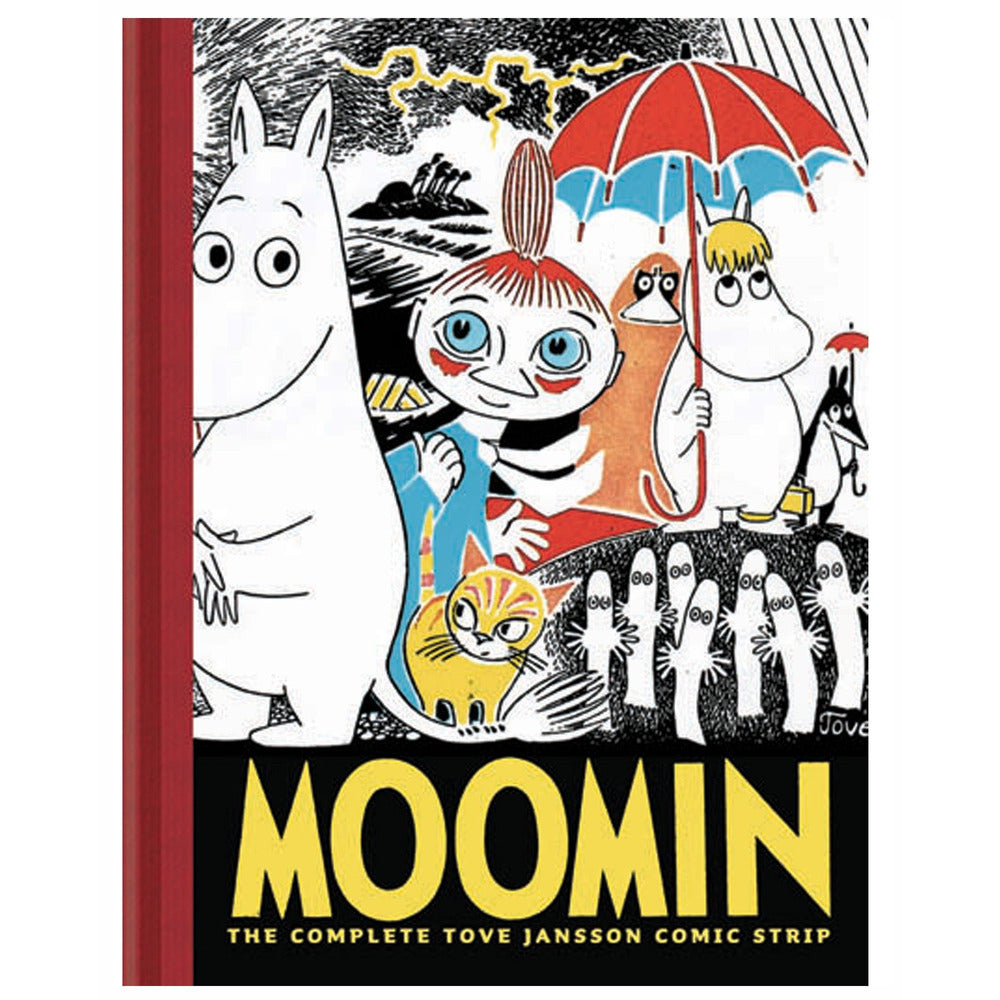 Moomin: The Complete Tove Jansson Comic Strip, Vol. 1