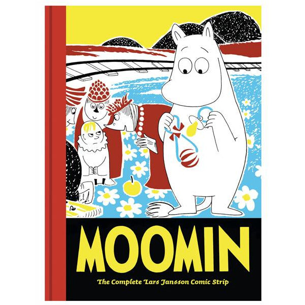 Moomin: The Complete Lars Jansson Comic Strip, Vol. 6