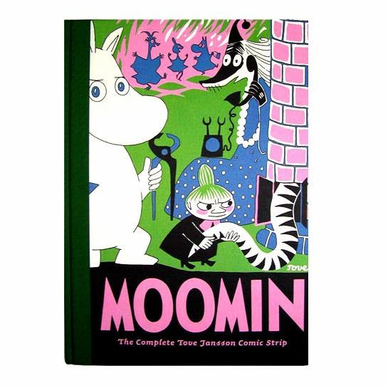 Moomin: The Complete Tove Jansson Comic Strip Vol. 2