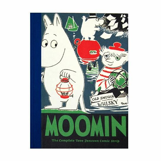 Moomin: The Complete Tove Jansson Comic Strip, Vol. 3