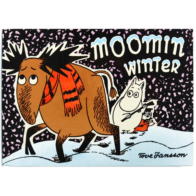 Colour Comic Book Moomin Winter - .