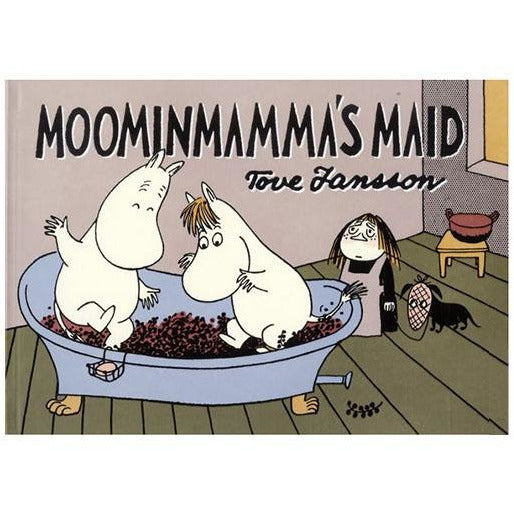 Colour Comic Book Moominmamma's Maid - .